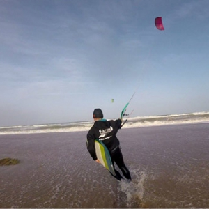 Kite R Evolution calvados normandie