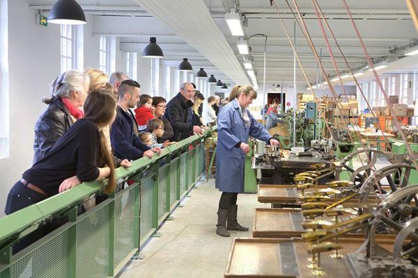 La Manufacture Bohin orne
