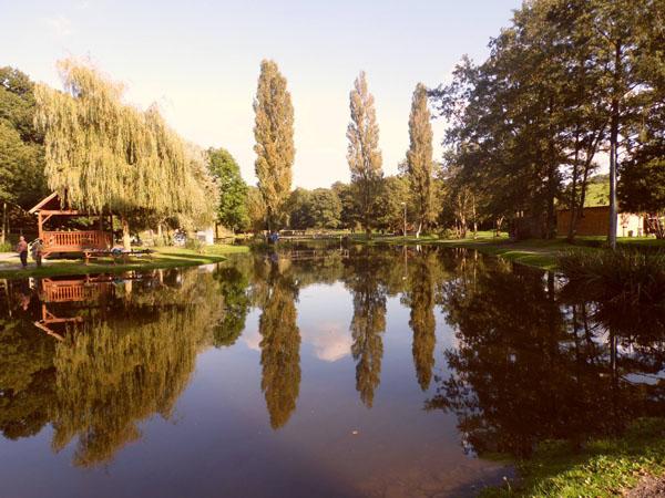 Les étangs de Planquery normandie
