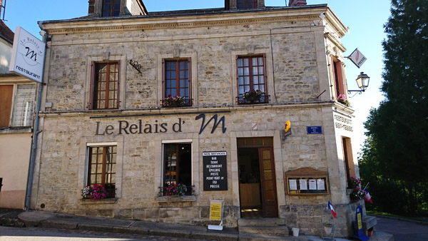restaurant Le Relais dM exmes orne