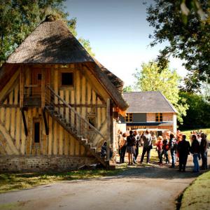 Ecopya - eco-domaine du Bouquetot