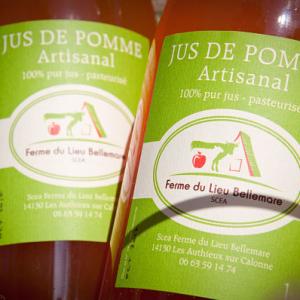 ferme du Lieu Bellemare Les Authieux-sur-Calonne