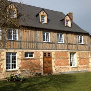 maison d'hôtes le saint-aubin amfreville la campagne