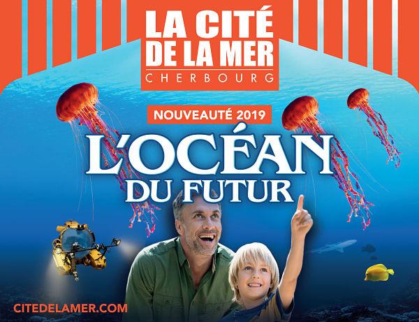 la cité de la mer l'océan du futur cherbourg