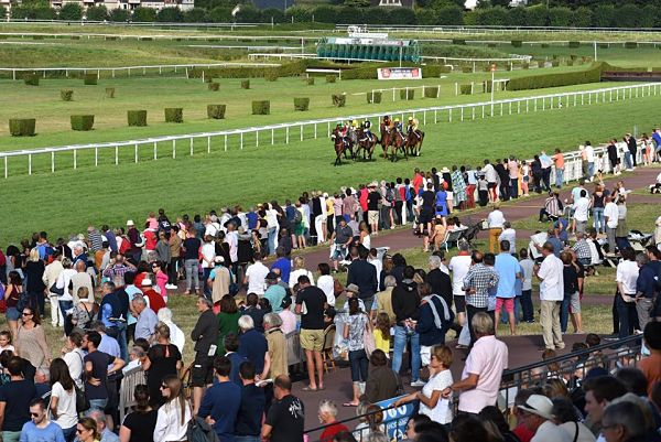 hippodrome deauville clairefontaine