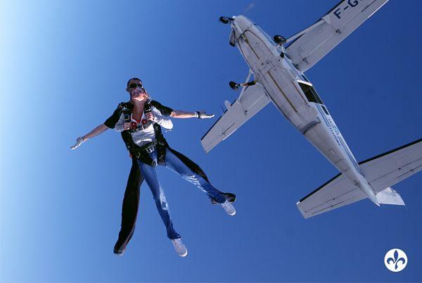 france parachutisme